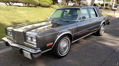 Classy: 1982 Chrysler New Yorker Fifth Avenue - http://barnfinds.com/classy-1982-chrysler-new-yorker-fifth-avenue/