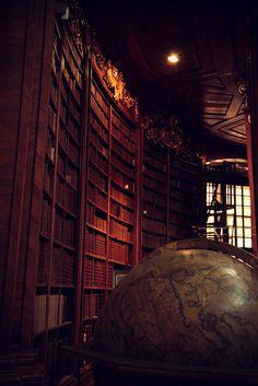 bibliothèque de rêve!
