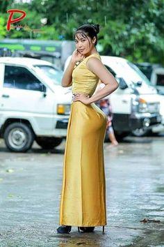Asian Fashion, Girl Fashion, Burmese Girls, Myanmar Women, Attractive Girls, Beauty Full Girl, Beautiful Asian Women, Sexy Asian Girls, Sensual
