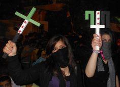 Fight for their faith