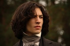 Ezra Miller as Leon Dupuis in #MadameBovary