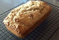 Banana and Raspberry Bread |