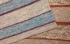 Twill stripes