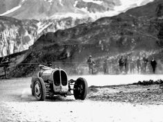 Bugatti Type 53 all wheel drive 1932