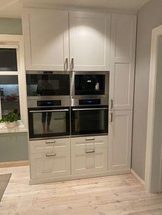 Frontar til kjøkken. Ikea savedal   FINN.no Wall Oven, Ikea, Kitchen Appliances, Home Decor, Diy Kitchen Appliances, Home Appliances, Decoration Home, Ikea Co, Room Decor