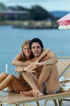 Paul  Linda McCartney