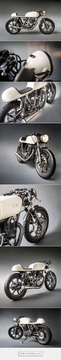 The cafe racer redefined: Yamaha's iconic SR500 Click to read the full story