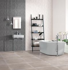 Be inspired by Beaumont Tiles' bathroom ideas gallery. Browse our collection of bathroom design ideas in a range of styles to inspire your next reno. Next Bathroom, Bathroom Renos, Bathroom Feature Wall, Bathroom Cabinets, Bathroom Images, Modern Bathroom, Romantic Bathrooms, Bathroom Ideas, Deco Zen