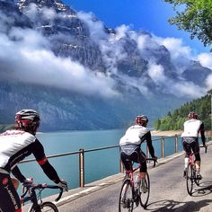On the water. Majestical. #cycling #bike #ride #explore #exercise