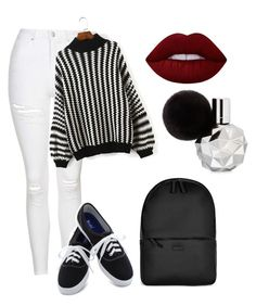 """""""Untitled #37"""" by sardine04 on Polyvore featuring Topshop, Keds, Rains and Lime Crime"""