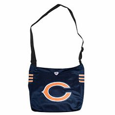 Chicago Bears Ladies Jersey Tote