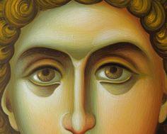 Byzantine Icons, Byzantine Art, Religious Icons, Religious Art, Paint Icon, Classical Art, Orthodox Icons, Sacred Art, Kirchen