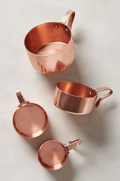copper colored measuring cups  http://rstyle.me/n/m8fxipdpe
