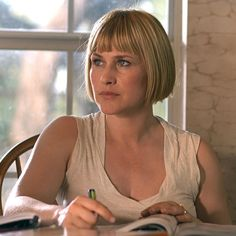 """I don't have a goal but I just want to work on movies that I really like."" - Patricia Arquette #patriciaarquette #csi #boyhood #medium #cinema #tvseries #shows #television #tv  Existem muitas formas de ver Cinema. Visite agora o blog Mundo de Cinema em http://ift.tt/1R7HDEj"