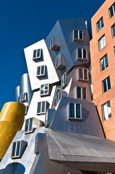 Frank Gehry - Stata Center, Boston (2004)