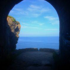 Túneles de Meiras en Ferrol con #MiNubeTrip