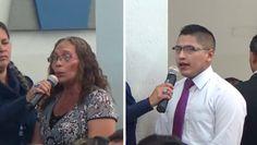 Testimonios en Candelaría La Nueva, Bogotá – Septiembre 2015