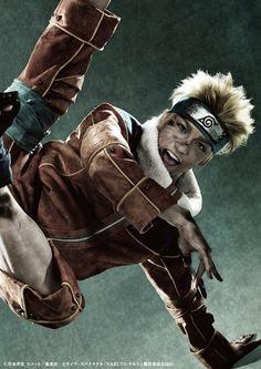 """Crunchyroll - Shikamaru, Ino, Chouji, Kiba, Shino, Hinata Visuals for """"Naruto"""" Stage Play Unveiled"""