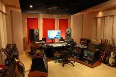 Event Horizon & Services - Highlighting Our Great Clients Home Studio Musik, Audio Studio, Music Studio Room, Studio Setup, Studio Ideas, Recording Studio Design, Acoustic Panels, Simple House, Game Room