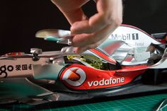Large scale, incredible detail... Our McLaren MP4-23 is an awesome 1:8 replica of Lewis Hamilton's championship winning F1 car!