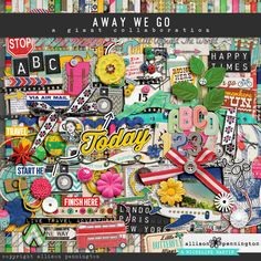 Allison Pennington - Away We Go