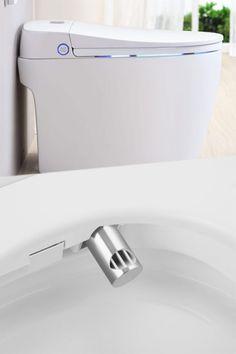 Wielofunkcyjna toaleta myjąca Honor Major&Maker to optymalne rozwiązanie do małych łazienek np. w biurach czy firmach gdzie nie ma miejsca na dwa osobne urządzenia sanitarne. Toaleta posiada aż 9 różnych programów mycia. #toaletamyjąca #elektornicznatoaletamyjąca #dodatkiłazienkowe #aranżacjałazienki #zestawdołazienki #bateriebidetowe #kompletłazienkowy Sink, Home Decor, Sink Tops, Vessel Sink, Decoration Home, Room Decor, Vanity Basin, Sinks, Home Interior Design
