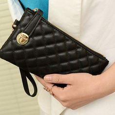 Woman's Bag 2017 Fashion women bag PU leather handbags And Purses famous brands Women's Clutch Wallets Dollar Price