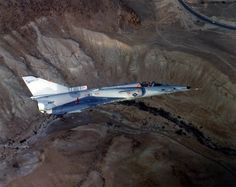 An air-to-air right side view of an Kfir (young lion) aircraft. The Israeli-built delta-wing tactical fighter is being used as part of the Navy's aggressor training. Iai Kfir, Military Jets, Military Aircraft, Fighter Aircraft, Fighter Jets, Executive Jet, Combat Training, Us Marine Corps