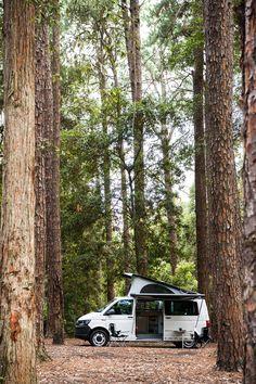 Volkswagen T6 Trakkadu 400 campervan