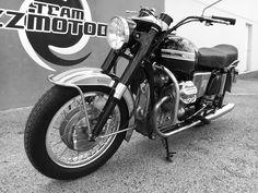 "99 gilla-markeringar, 1 kommentarer - Guzzi Motobox (@guzzimotobox99) på Instagram: ""Imponente Moto Guzzi 850 GT. #motoguzzi #850gt #custom #gmb99 #bikeporn"""