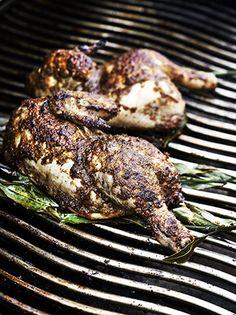 """Jerk-Chicken // aus  dem neuen Buch """"So grillt die Welt"""" mit leckeren Rezepten von Ralph de Kok und superschönen Foodfotos von uns :O) Erschienen im Christian Verlag, München."""