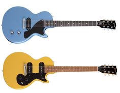 Gibson Les Paul Junior and Melody Maker Special. P90s ROCK!!!