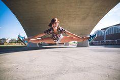 Photoshoot Nijmegen  June 2015 Dancer Amber Jongmans Photografer Tim Jongmans www.wedostudio.nl #dance #dancer #nijmegen #wedostudio #dancephoto #outside #summer #fame #jump #famejump
