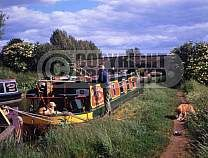 britain,oxfordshire,canal boats