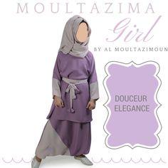 Moultazima Girl Collection ! #muslim #kids - #girl - #jilbab - #salat - #prière - #best - #abaya - #modest #fashion - - #modest #wear - #muslim #wear - #jilbabi - #outfit - #hijabi - #hijabista - #long #dress - #mode #musulmane - #DIY - #hijab Hijab Fashion 2017, Modest Fashion, Hijab Ideas, Children Style, Modest Wear, Muslim Dress, Hijab Tutorial, Abayas, Kids Fashion