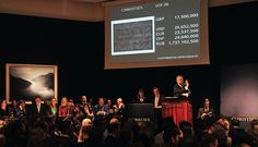 #Christie's #London Exults in $178 Million Contemporary Art Evening Sale. Colin Gleadell reports.