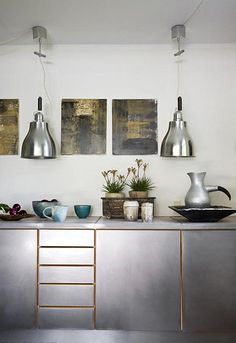 Kitchen inspiration via the style files http://www.flickr.com/photos/55397648@N00/