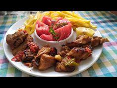 Greek Recipes, Pork, Beef, Cooking, Youtube, Kale Stir Fry, Meat, Kitchen, Greek Food Recipes