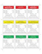 PAP Monolopy do Harry Potter - cartões para imprimir (Parte 2/2) Harry Potter Monopoly - downloading cards (Part 2/2)