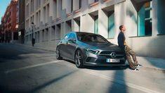 Mercedes-Benz A-Klass: Designfilosofin om sinnlig klarhet Mercedes Benz Autos, New Mercedes, Benz A Class, Limousine, Vehicles, Model, Class Design, Philosophy, Twitter