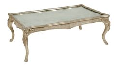 Buy Mansell Coffee Table  by Gustav Carroll - Made-to-Order designer Furniture from Dering Hall's collection of Transitional Coffee & Cocktail Tables.