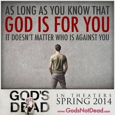 God's Not Dead Christian Movie! For more info Check Out Christian Film Database - http://www.christianfilmdatabase.com/review/gods-not-dead-the-movie/