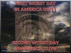 WORST DAYS IN AMERICA
