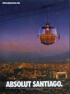Absolut Santiago