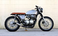 RocketGarage Cafe Racer: The Brat by SteelBentCustoms