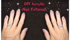 48 best do it yourself acrylic nails images on pinterest acrylic diy acrylic nails at home save money do it yourself solutioingenieria Image collections