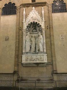 Orsanmichele Nanni di Banco: Quattro Santi Coronati