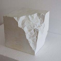Armando Rosales Escultura rápida proyectada   2013