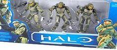 Halo Action Figures, Halo Master Chief, Halo Game, Halo 2, Transformers Movie, 10 Anniversary, Best Games, Godzilla, Evolution