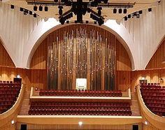 Rieger Orgelbau 2016; Lotte Concert Hall, Seoul, Korea; IV/68